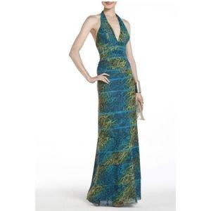 f337bfbcd77a BCBGMaxAzria Dresses   Bcbg Maxazria Gata Long Gown Size 10   Poshmark